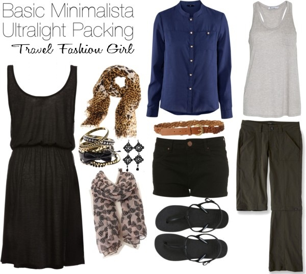 Minimalist Packing With Style